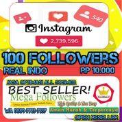Jasa Tambah Followers Instagram (28098711) di Kota Jakarta Utara