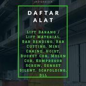 Sewa Alat Proyek Bali (28103079) di Kota Denpasar