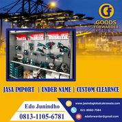 JASA IMPORT MACHINE TOOL | GOODS FORWARDER (28103291) di Kota Jakarta Timur