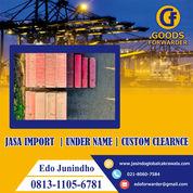 JASA IMPORT RESMI | GOODS FORWARDER (28103423) di Kota Jakarta Timur