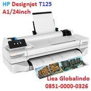 Plotter HP T125 24inch -LIEAGlobalindo (28108095) di Kota Surabaya