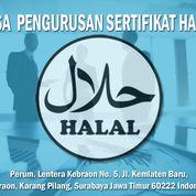 PENGURUSAN SERTIFIKAT HALAL TERBAIK (28108727) di Kota Surabaya