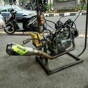 Mesin Yamaha Jupiter Z Carbu 200cc (28113615) di Kota Lubuk Linggau