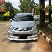 Toyota Avanza G Luxury Th 2014 Silver Metalik (28114407) di Kota Jakarta Selatan