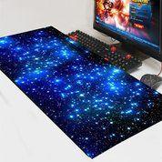 Gaming Mouse Pad Mousepad XL Desk Mat Motif Starlight 300 X 600 Mm (28115643) di Kota Surakarta