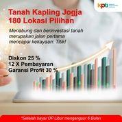 Potongan 25% Tanah Konsep Perumahan Kawasan Balai Kota Jogja (28116631) di Kota Yogyakarta