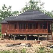 Rumah Kayu Knock Dwon I (28116755) di Kab. Lampung Barat