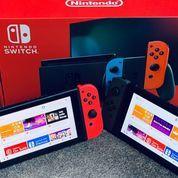 Nintendo Switch V2 Baru (28120239) di Kab. Bekasi