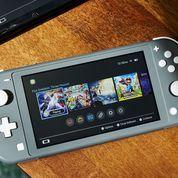 Nintendo Switch Lite New (28125919) di Kab. Bogor