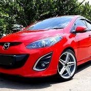 Mazda 2 RZ Matic 2012 Merah TERAWAT + FULL SOUND SYSTEM (28126123) di Kota Tangerang