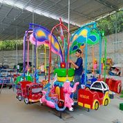 Wahana Komedi Putar Safari Mainan Anak Wahana Pasar Malam 11 (28138295) di Kab. Asahan