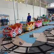 Kereta Lantai Wisata Mini Roller Coaster EK Odong Baguus (28143395) di Kab. Tana Tidung
