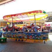 Kereta Mobil Remot Aki EK Odong Asli (28143471) di Kab. Bangka Selatan