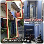 KOST 9 Pintu GIANT KREO (28145927) di Kota Tangerang Selatan