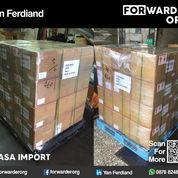 Jasa Import Dari Eropa Dan Amerika Ke Indonesia | FORWARDER ORG (28158027) di Kota Jakarta Barat