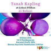 Punya Rumah Lebih Hemat 150 Juta: Beli Kapling Tanah Perumahan Bekasi (28163495) di Kota Bekasi