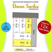Angsuran 12x Tanpa Bunga Tanah Kavling Siap Bangun Bojongsari (28163583) di Kota Depok