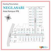 Promo Potongan 25% Bulan Ini: Kapling Dramaga Bogor, SHM Per Bidang (28165223) di Kota Bogor