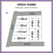 Tanah Kavling Premium Kota Bekasi, Akses Istimewa, ROW 5 Meter (28165887) di Kota Bekasi