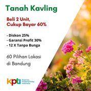 Cicil 12 X Tanpa Bunga : Kavling Perumahan Murah Di Bandung (28168759) di Kota Bandung