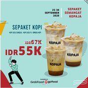 KOPI PAK JAMED SEPAKET KOPI CUMA 55K COCOK UNTUK BERTIGA (28168855) di Kota Jakarta Selatan