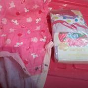Baju Baby Girl Baru Merk Carter's 2 Set 1 Set Isi 5pcs Baju (28169051) di Kota Bekasi
