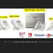 Paket Genex Analogue PBX Mini D308 PABX [3 Line/8 Extension] & 5 Alcatel T06 (28179527) di Kota Jakarta Timur