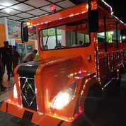Lampu Xenia Kereta Mini Kelinci Odong Risma Coaster (28180151) di Kab. Seram Bagian Barat
