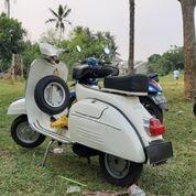 Vespa Sprint Putih Tahun 1973 (28187951) di Kota Bogor