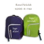 Tas Ransel Sekolah Kode R-782 (28193163) di Kota Surabaya