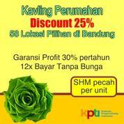 Lahan Tanah Kavling Barat Summarecon Bandung: Diskon 25% (28199199) di Kota Bandung