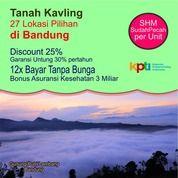 Tanah Kapling Perumahan Bandung Profit 30% (28203683) di Kota Bandung