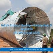 Jembatan Rangka Besi Armco (28204559) di Kota Balikpapan