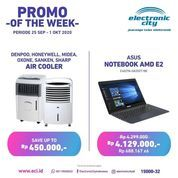 Electronic City Promo Of The Week Payday (28210791) di Kota Jakarta Selatan