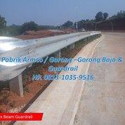 Guardrail Pagar Pengaman Jalan Raya Standard (28213815) di Kab. Karanganyar