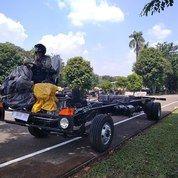 Chassis Mercedes Benz OF 917 Long (28214047) di Kota Tangerang Selatan