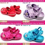 Sendal Sepatu Anak Medium Clog Lol (28218811) di Kota Jakarta Timur