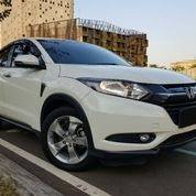 Honda HRV E CVT Matic 2017 Putih 100% FULL ORISINIL (28220651) di Kota Tangerang