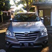 Grand Innova 2015 2.0G MT Barong Istimewa Sekali Low Km 68rb Orisinil (28221891) di Kota Semarang