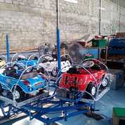 Odong Odong Kereta Panggung Full Mobil Bbg Bbc Risma Mini (28223487) di Kota Palopo