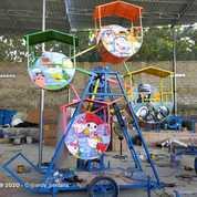 Kincir Mini Odong Odong Isi 4 Mainan Kereta Mini Thomas (28227587) di Kab. Lahat