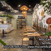 Sertifikasi Hotel Dan Restoran Termurah Seindonesia (28228027) di Kab. Bandung