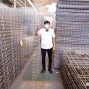Pabrikasi Dan Distributor Pagar Brc Dan Pagar Bandara (28233375) di Kota Sorong