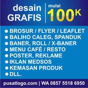 Jasa Desain Baner, Iklan Medsos, Brosur Dan Lain-Lain (28234715) di Kota Jakarta Selatan
