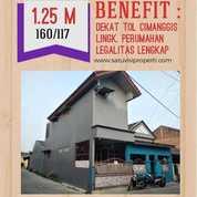 Rumah Hook 2 Lantai Dalam Komplek Bonus AC Di Harjamukti Cimanggis Dekat Tol Cimanggis (28239187) di Kota Depok