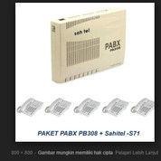 PABX GENEX 308 Setara PABX SAHITEL PB308 Untuk Kantor / Rumah Murah ! (28240887) di Kota Jakarta Timur