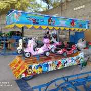 Odong Odong Goyang Mobil Remot Aki 4 Gerbong (28251519) di Kota Depok
