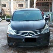 Nissan Grand Livina SV Manual 2014 Hitam Ors Komplit (28251763) di Kota Jakarta Selatan