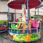 Komediputar Bludru Bonek Carousell Odong Odong (28259055) di Kab. Way Kanan