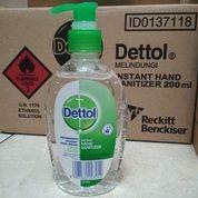 Dettol Instant Hand Sanitizer Sabun Mandi Lainnya (28271263) di Kota Jakarta Pusat